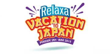 Lomba Foto Relaxa Vacation to Japan