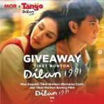 Giveaway, MOR x Tango