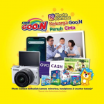 Photo Contest berhadiah Mirrorless Camera , Handphone, & voucer belanja.