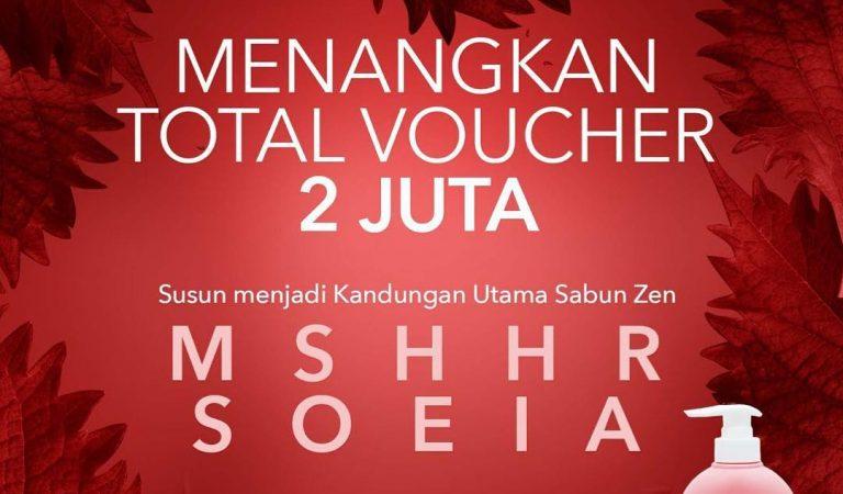Menangkan Total Voucher 2 Juta