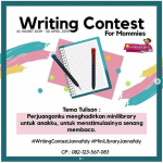 Weriting Contest For Mommies