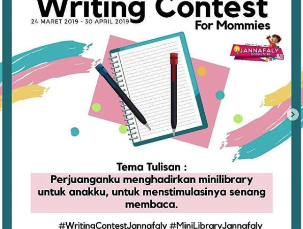 Writing Contest For Mommies