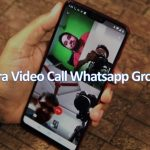 cara video call whatsapp group