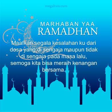 3 Ucapan Menyambut Ramadhan untuk Teman dan Keluarga