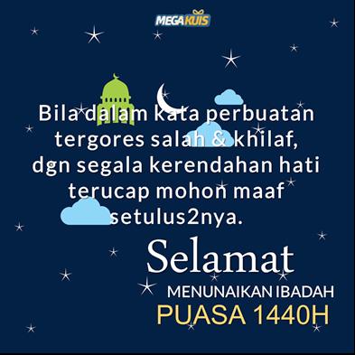 9 Ucapan Menyambut Ramadhan untuk Teman dan Keluarga 22