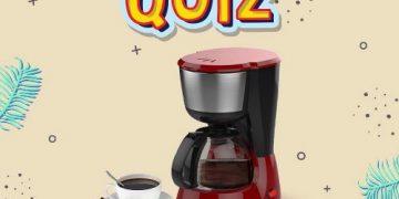 Ada Kuis Berhadiah Coffee Maker Dari OKTAGON Untuk 2 Ornag Yang Beruntung!!