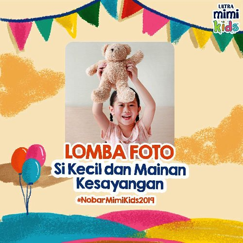 Lomba Foto Berhadiah Tiket Nonton The Lion King Dari UltraMimiID