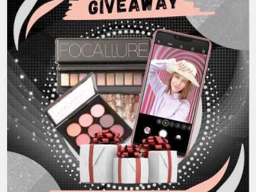 Giveaway HP OPPO A3S