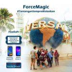Tiket Liburan Gratis Ke Universal Studio Singapore Dari ForceMagic