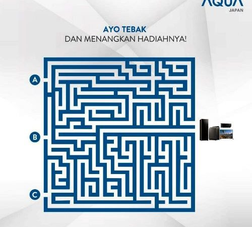 Kuis Asik!! Yang Berhadiah Saldo Go-Pay Dari Aquajapanid