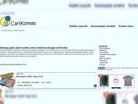 Situs Tentang Carikontes.com