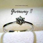 Giveaway Berhadiah Cincin!! Dari Cincinbandung