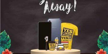 Giveaway Berhadiah Samsung A10 Dari Coffeetoffeeidn