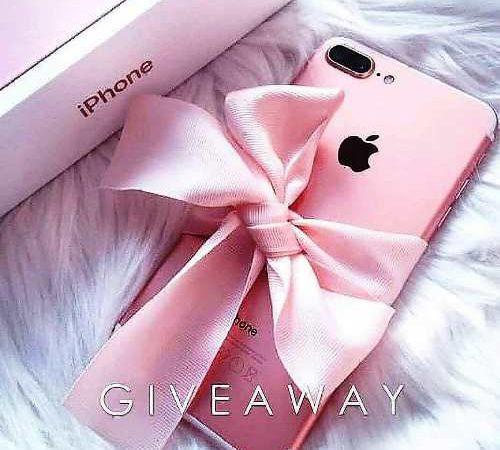 Wow Ada Giveaway Berhadiah IPHONE 7+ Dari Pstore_bandung.official