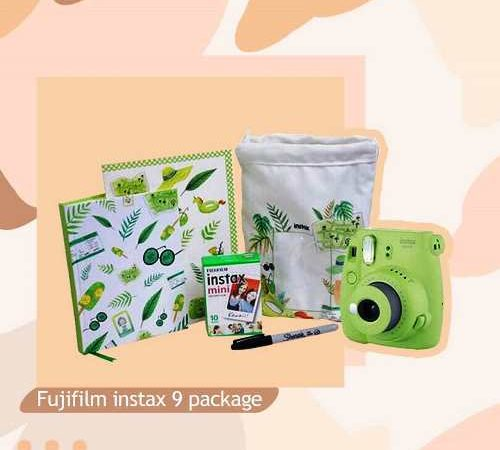 Giveaway Berhadiah HP Iphone 6s Dan Fujifilm Instax Package Dari fuka.store