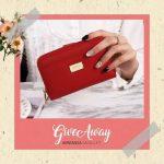 Giveaway Berhadiah Dompet Cantik Dari jimshoney_semarang_kaligawe