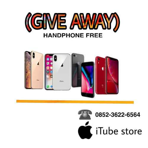 Yuk Ikutan! Giveaway Dari itube_store, Ada Hadiah Handphone