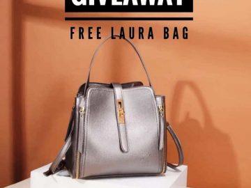 Yuk Pada Ikutan!! Giveaway Berhadiah Tas Laura Bag Gratis Dari Elexus