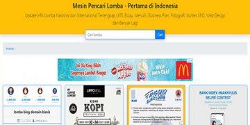 Lomba.Asia Selalu Update Info Lomba Nasional Dan Internasional