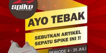 Yuk Buruang Ikutan!! Kuis Berhadiah Uang Rp 2 Juta Dari spike_indonesia