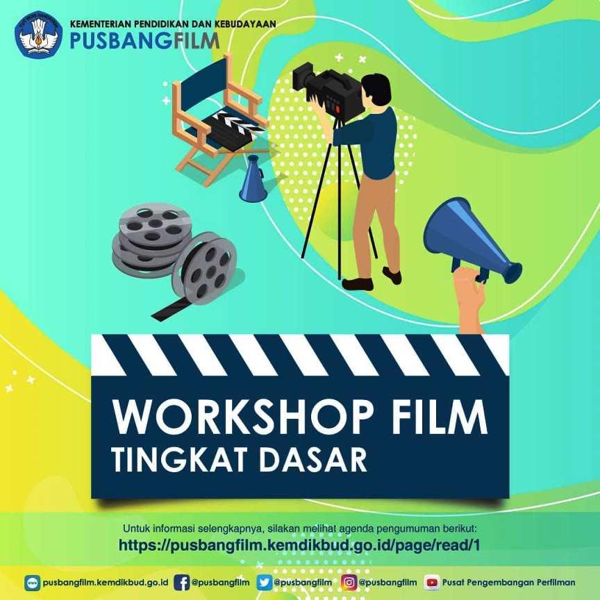 workshop film tingkat dasar kemendikbud