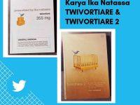 Yuk Ikutan Giveaway Yang Berhadiah Buku Ika Natassa TWIVORTIARE dari Bukunyaesti