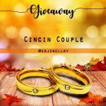 Yuk Ikutan Giveaway Berhadiah Cincin Couple dari Srjewellry