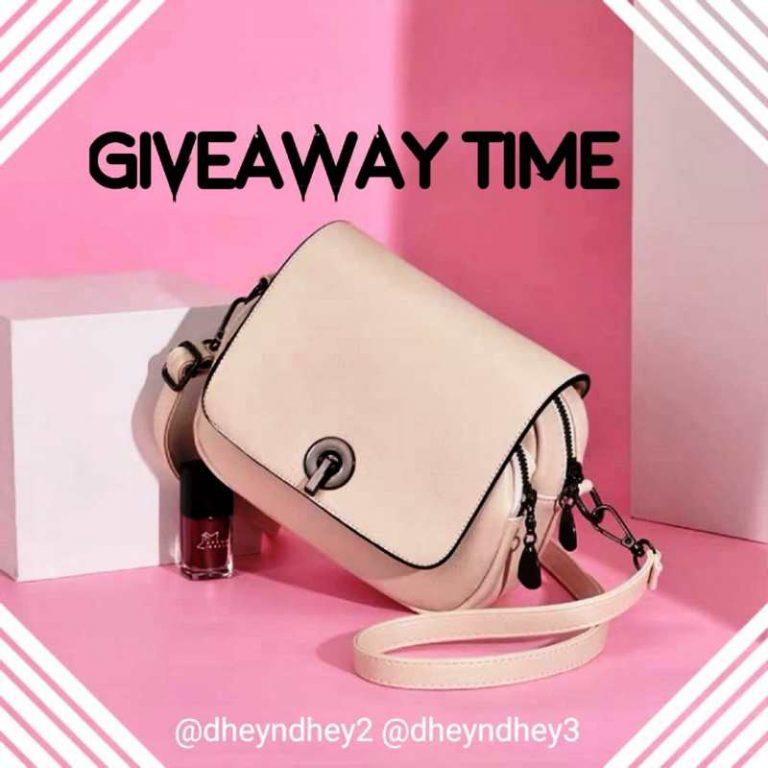 Giveaway Berhadiah Tas Cantik dari Dheyndhey2