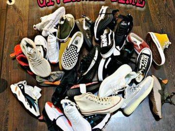 Dapatkan Sneakers Gratis dari Sneakerscenter.Id, Yuk Ikutan Giveawaynya!!!