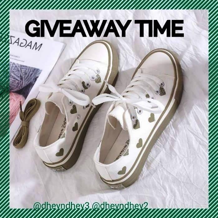 Giveawab Berhadiah Tas & Sepatu dari Dheyndhey2