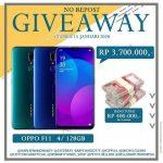 Wow Harleenandhailey Lagi Mengadakan Giveaway Berhadiah Handphone dan Uang!! Tunai