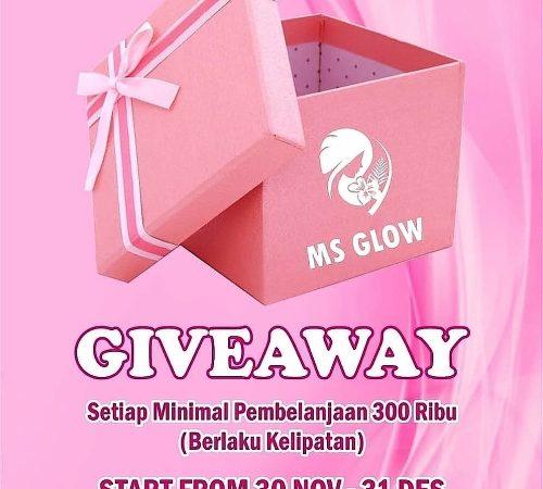 Kuy Ikutan Giveawaynya Berhadiah 1 Buah RED JELLY dari Ms glowsurabaya07