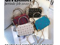Giveaway Berhadiah Tas Import dari MTF